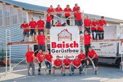 Das gesamte Team von Baisch