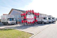 Das Unternehmen Baisch Gerüstbau GmbH & Co. KG